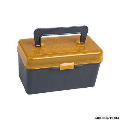 SMARTRELOADER Scatola Munizioni Carry-On Medium con Maniglia per Calibro .308 Wi